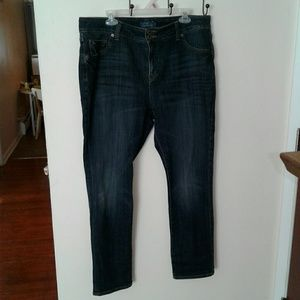Lucky brand Emma straight leg jeans